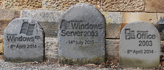 "Windows XP ז""ל, 2001-2014"